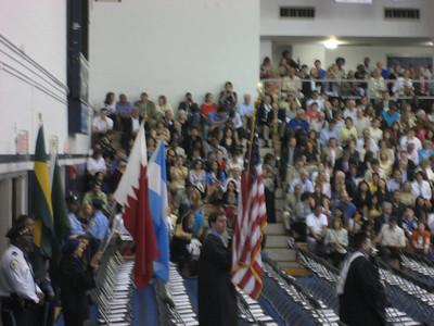 Cindy Georgetown Graduation 2011