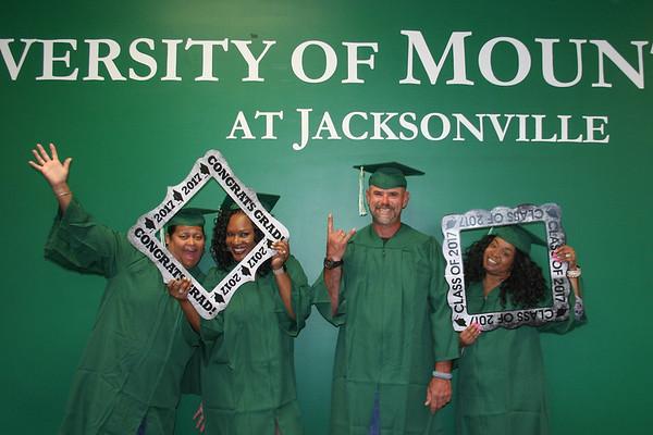 Jacksonville Graduation Reception - August 2017