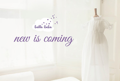Belle Bebe - christening gowns