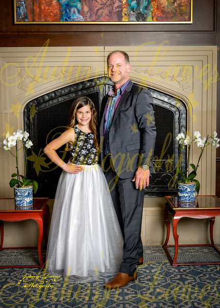 Hyer Daddy Daughter Dance 2016
