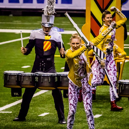 11/8/2016 UIL Class 6A State Marching Contest