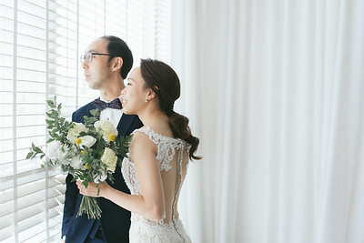 Pre-wedding | Yueh-lien + Nan-yu