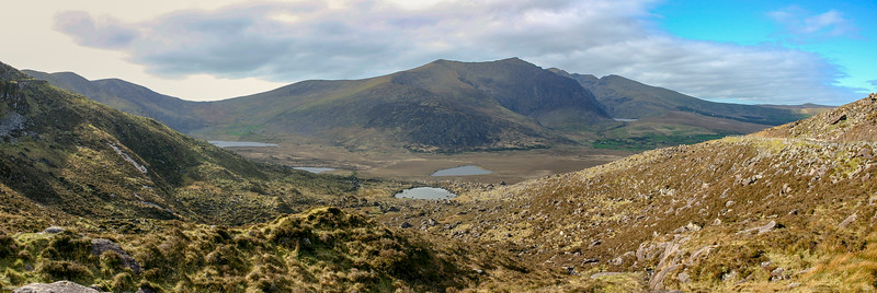 Conor Pass Panorama