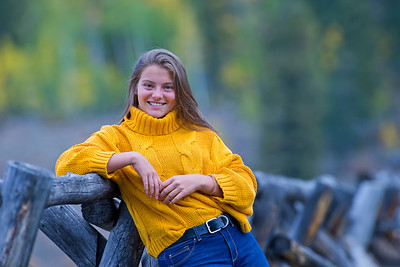 Emmie Houseman senior SELECTS