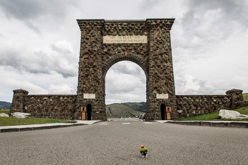 Roosevelt Arch