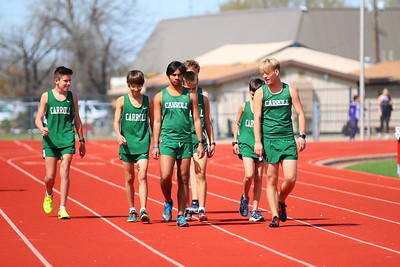 Northwest Texan Track & Field Invitational March 3 2017