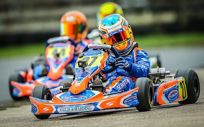 Whilton Mill Kart Club 25-02-17