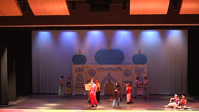 A Whole New World  Evening Show Act 1