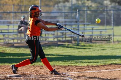 Softball JV Falls Church 4/21/14