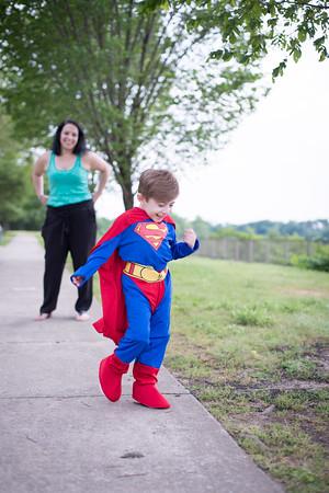 Superhero Niko