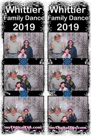 Whittier Family Dance 2019