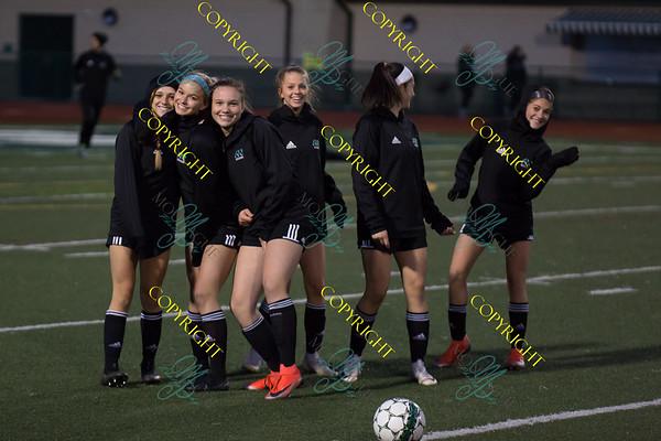 PR Soccer Girls Varsity 10162019