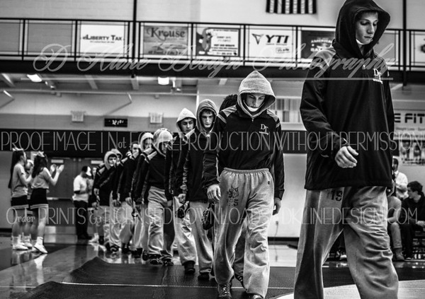Varsity Dallastown at Red Lion Feb 3rd 2016
