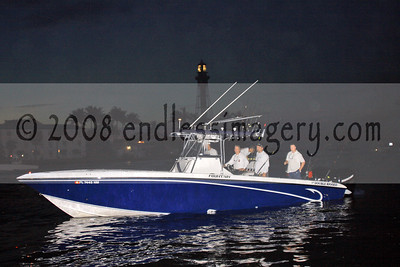2008 Pompano Beach Saltwater Showdown - Morning Check-Out