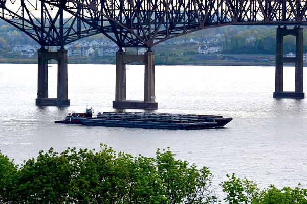Coeyman  Marine Transportation's H P Pike
