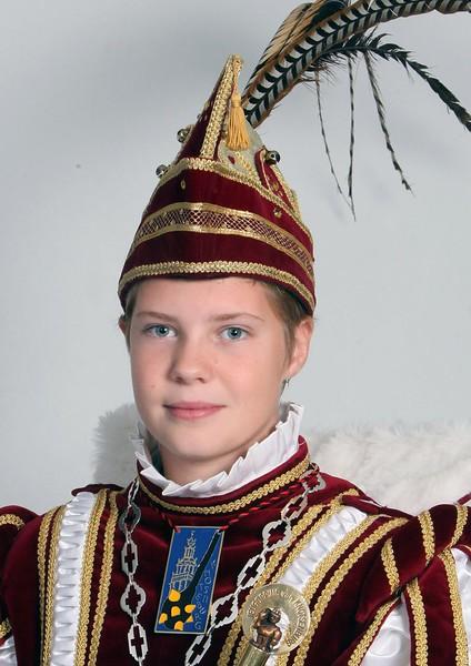 Jeugdprins Joep den Eerste