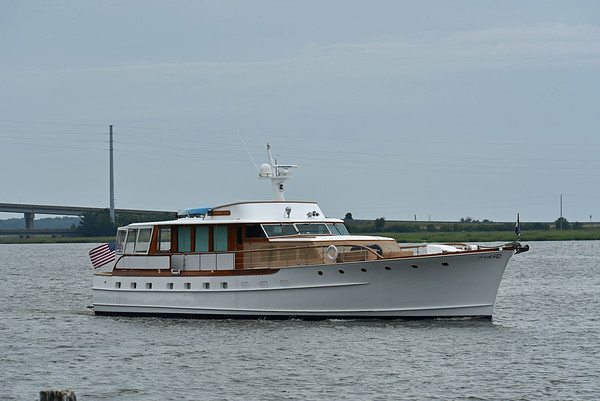 "Trumpy Yacht ""Wishing Star"" 06-07-19"