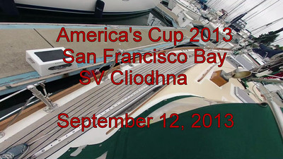 130912 America's Cup Sail