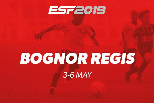 BOGNOR REGIS (3-6 May)
