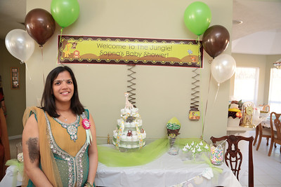 Sapna Baby Shower