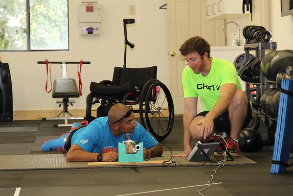 Sept. Adaptive Camp 2015