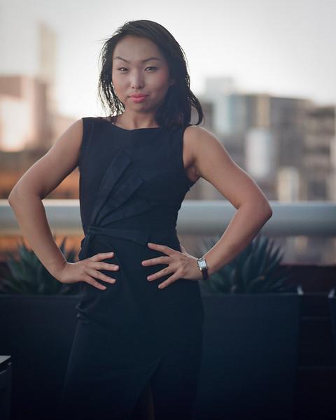 Tiffany Wang. San Francisco 2019.