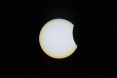 2017 CBE Eclipse Viewing Event