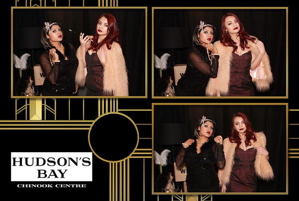HUDSON'S BAY GREAT GATSBY GALA