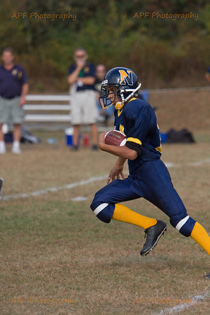Northampton vs. Quabbin  - 9/25/10 (Saturday)