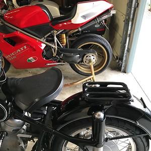 Ducati Phone Pictures