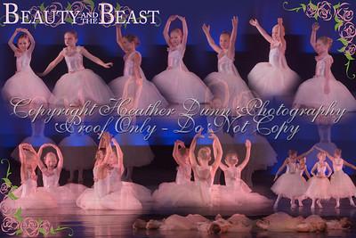 Dance Recital Collages
