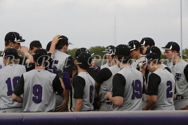 TCHS Baseball V vs FHS 4-26-13