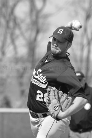 Penn State (Hbg) Baseball v. LBC 4.3.12