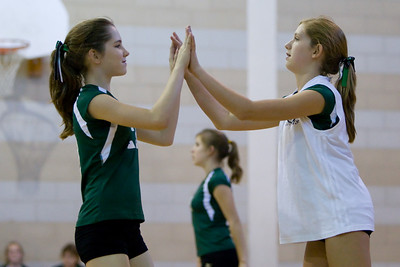 Hill Country vs. West Ridge Volleyball