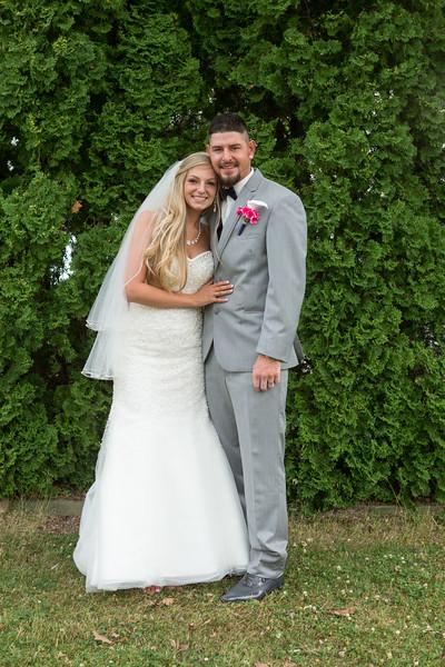 Ashley and Sean ~ Wedding