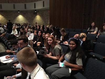 TCA Students Earn HOSA Honors