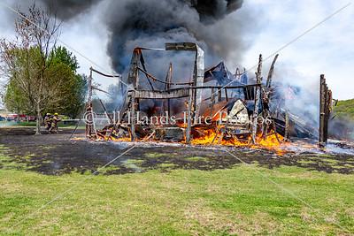 20180421 - Norene - Barn Fire