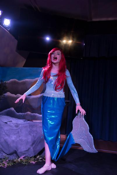 MVCS . Little Mermaid Jr . 2017
