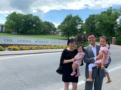 0521 The Johns Hopkins University Graduation