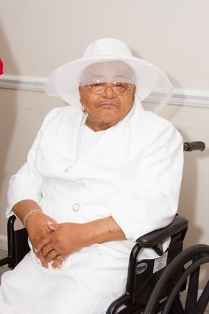 Mrs. Myrle 85 Birthday Celebration