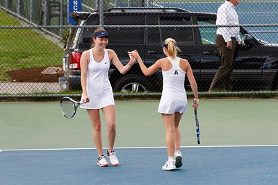 Girls Varsity Tennis vs. Milton