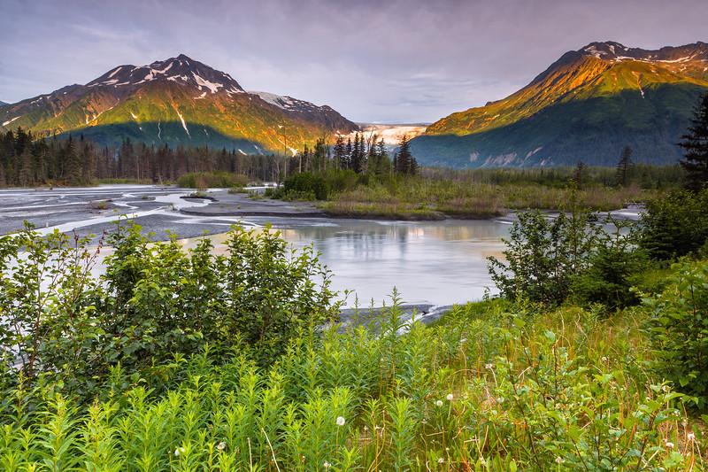 Seward, Alaska, USA.