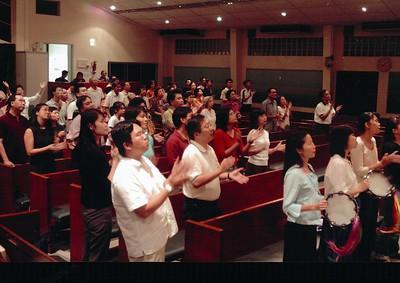 Prayer & Praise 6 Jan 2003