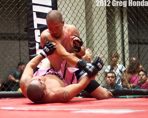 Dwain Uyeda vs Curtis Pedro