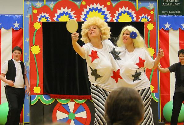 Sharon Academy Circus