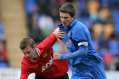 Shrewsbury Town v Manchester United July 17th 2011
