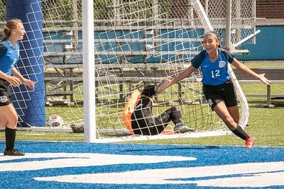 DHS Girls Soccer 08-24-2019