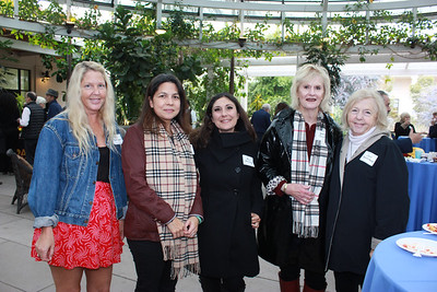 Chamber Hosts Evening at Huntington Library