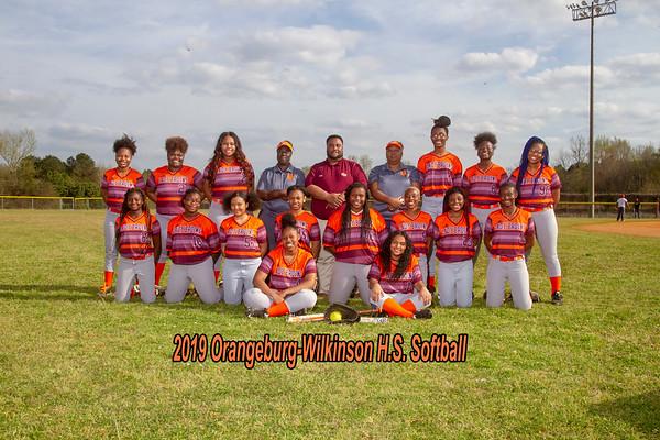 2019  Softball
