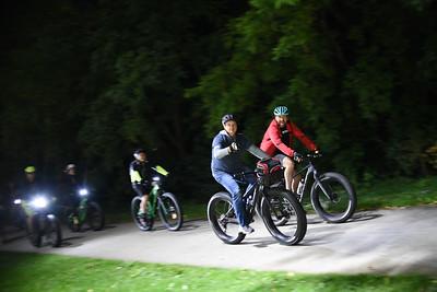 Tosa Full Moon Bike Ride 9-13-19